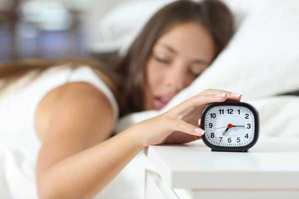 Erken kalkmak iyi hissettiriyor