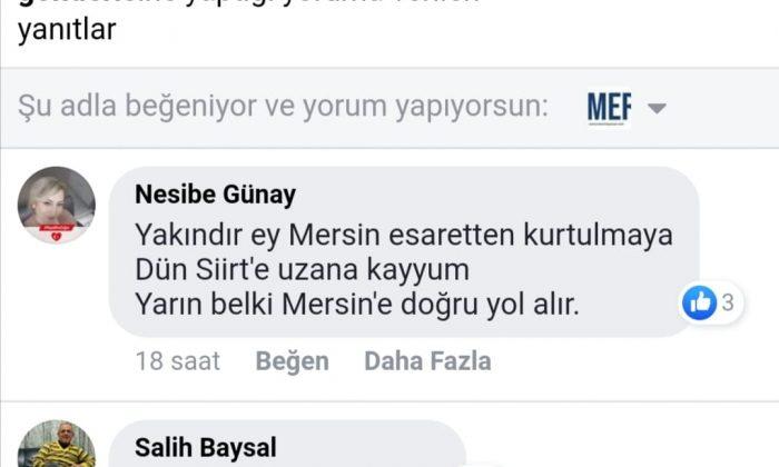 Gültak'ın demokrasi anlayışı buraya kadar: Mersin'e kayyum istedi!